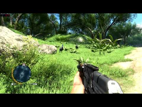 Far Cry 3 On MSI GTX 770 Lightning (Max Settings) 1080p