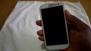 HOW TO FIX A HARD BRICKED SAMSUNG GALAXY S III PHONE HD