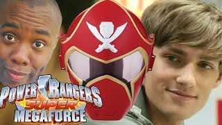"POWER RANGERS Super Megaforce ""Samurai Surprise"" Review : Black Nerd"