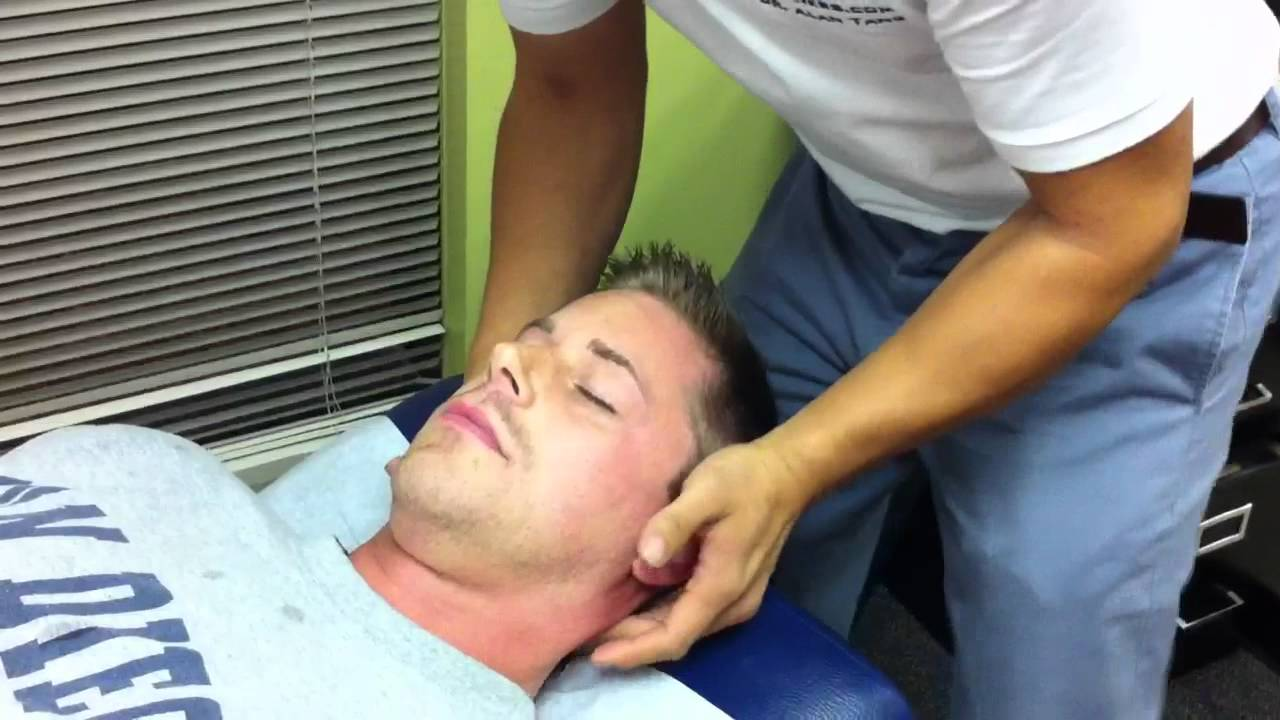 WEIRDEST ASMR Chiropractic Adjustment Compilation - YouTube