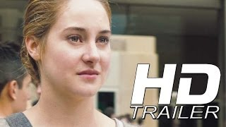 DIVERGENT Official Movie Trailer Trailer!