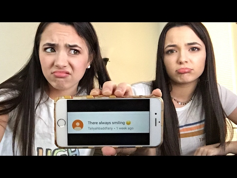 Reading Comments - Live - Merrell Twins
