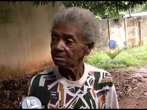 Casa de idosa de 80 anos pega fogo no bairro Saraiva