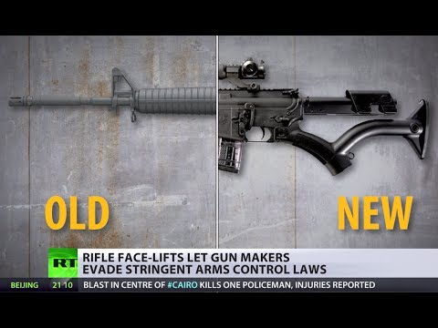 Ban Avoidance: Custom-made guns evade NY arms control laws