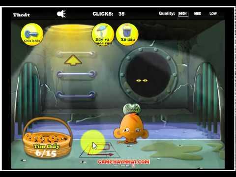 Chú khỉ buồn vui 10 - Game Trí Tuệ - Gamehaynhat.com