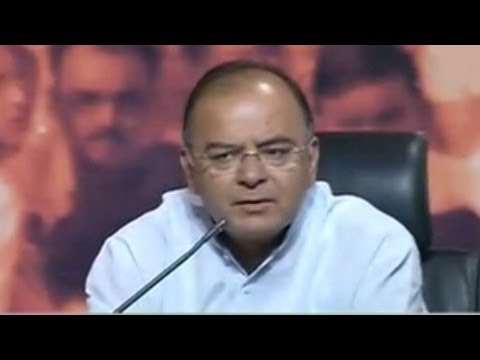 Third front government a recipe for disaster: Arun Jaitley