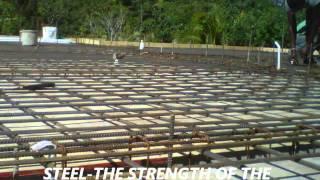 HOUSE CONSTRUCTION LYNDON, ISLINGTON ST. MARY JAMAICA