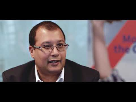 Global Program Director Ash Shah-How AXA Moved to The Cloud