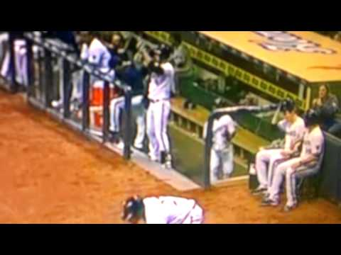 Ryan Braun accidentally hitting Jean Segura