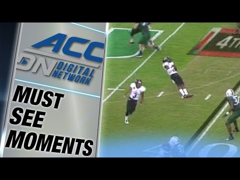 Arkansas State Player Plays Dead During Fake Punt   ACC Must See Moment