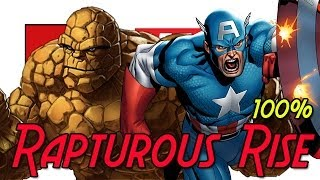LEGO: Marvel Super Heroes Rapturous Rise (FREE PLAY) 100