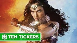 Top 10 siêu anh hùng từng bị Wonder Woman đánh bại | Ten Tickers No. 152