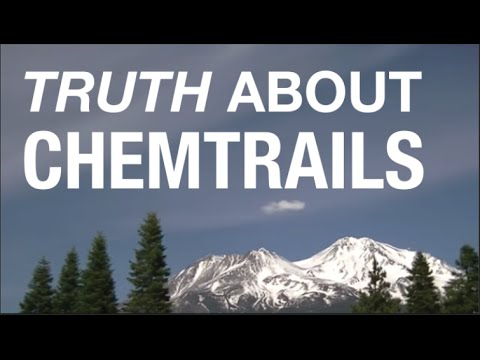 The truth about Chemtrails