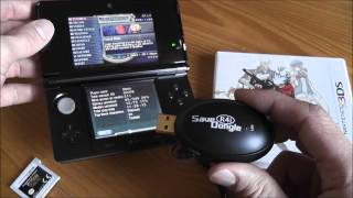 How To Delete 3DS Perma-Saves Locked Game Save R4i USB