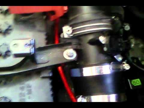 Двигатель 2ZR-FE с тюненным впускным коллектором