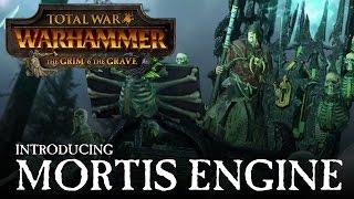 Total War: WARHAMMER - Introducing the Mortis Engine
