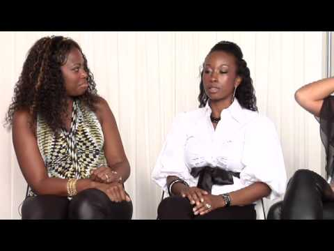 Sports Wives Roundtable Pt. 4 Hosted by Robyn Marks-Murphy