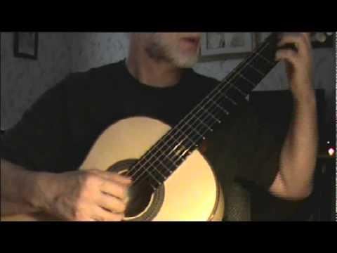 Manhoso - Sergio Belluco (Fingerstyle Guitar)