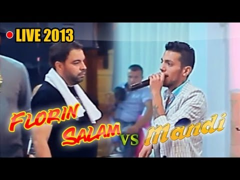 Florin Salam si Mandy (Albania) 2014 - Number  #1 Voice in Romania 2014