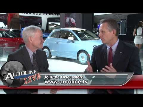 Autoline LIVE from the 2014 North American International Auto Show in Detroit - Day One