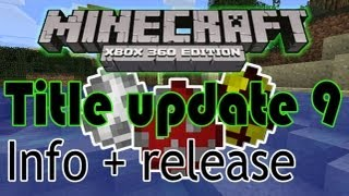 TU9 Confirmed Features + Release Date? Minecraft Xbox 360