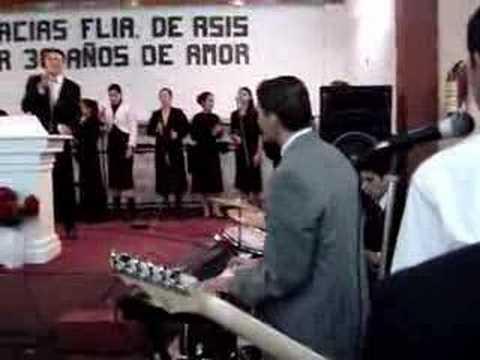Culto en Juan Jose Paso
