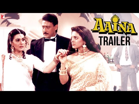 Aaina - Official Trailer | Jackie Shroff | Juhi Chawla | Amrita Singh