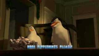 The Penguins Of Madagascar We Wish You A Merry Christmas