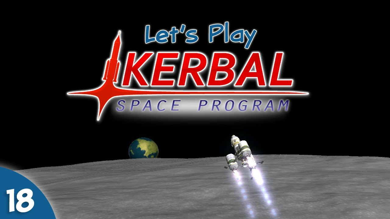 how to get to the mun in kerbal space program