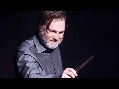 Macbeth in 180 Seconds - starring David Morrissey