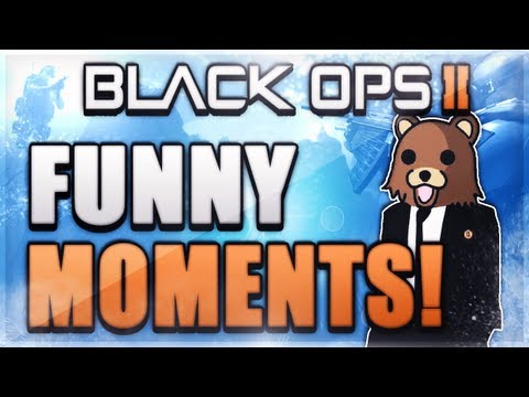 Black Ops 2 Funny Game Chat Moments! - Girls, Weird Noises, and Raging!