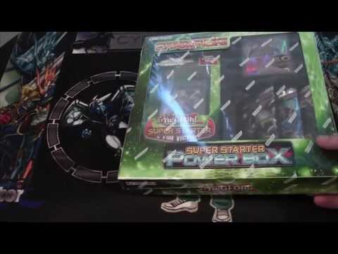 Yugioh Super Starter Deck 2013 Opening V for Victory Power Pack