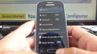 Como Saber La Dirección IP De Tu Android Samsung Galaxy
