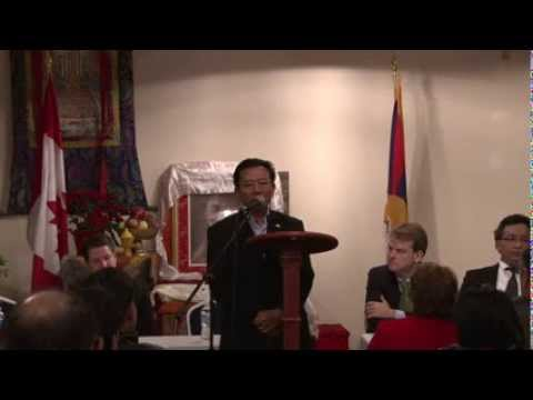 Project Tibet First Arrivals Ceremony