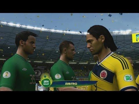 2014 Fifa World Cup - Fase de Grupos , 3 partidos de Infarto ,  Mundial  Brasil 2014