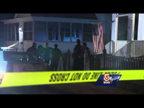 5 people shot during 21st birthday party in Mass.