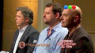 """Promo/3 """"MasterChef"""" Telefe HD (Argentina) 2014"""