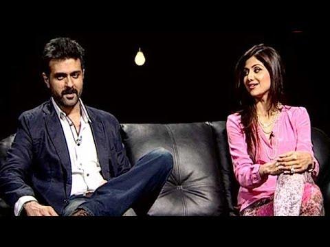 Shilpa Shetty : Harman got shot on his arm for movie Dishkiyaoon