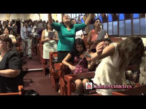 Alabanza - Jesús Es Mi Salvación (2° ensayo conferencias febrero 2014)