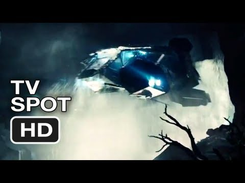 The Dark Knight Rises - TV SPOT #8 - The Wait is Over (2012) HD, New Dark Knight ad released, movie coming July 20th!