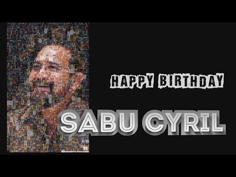Baahubali PRO-Files : Sabu Cyril