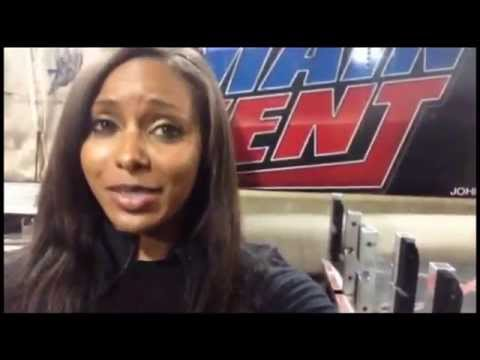 Brandi Rhodes aka NXT's Eden partakes in a week long WWE travel schedule - Video Blog: April 16, 201