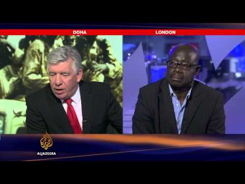 Joseph Ochieno talks to Al Jazeera on South Sudan