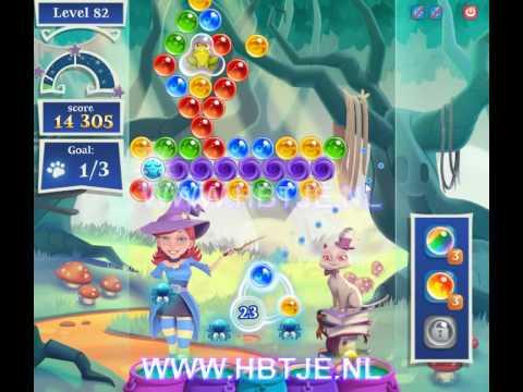 Bubble Witch Saga 2 level 82