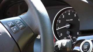 BMW 335i Beauty Shots videos