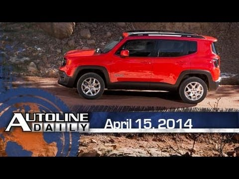 Jeep Expects Huge Capacity Increase - Autoline Daily 1356