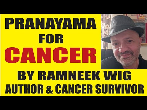 YOGA KAPALABHATI PRANAYAMA FOR DIABETES, CANCER, ASTHMA & OBESITY BY YOGA GURU RAMNEEK WIG