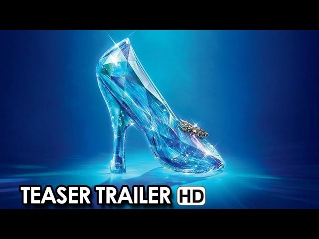 Cinderella Official Teaser Trailer #1 (2015) HD