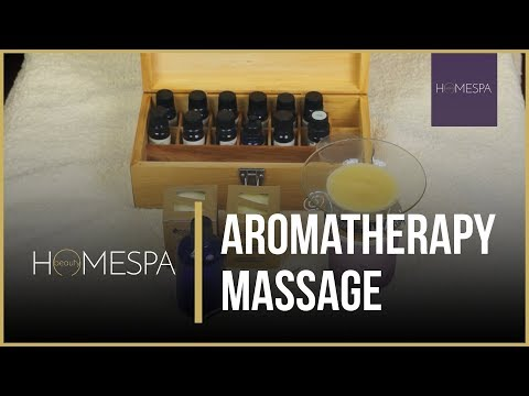 Aromatherapy Massage Techniques - Complete Series