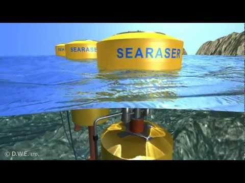 Wave Power - Searaser